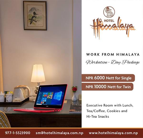 Work from Himalaya