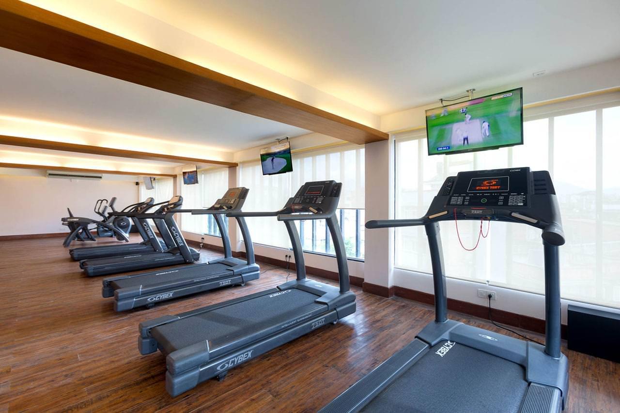 Health Club & Recreation